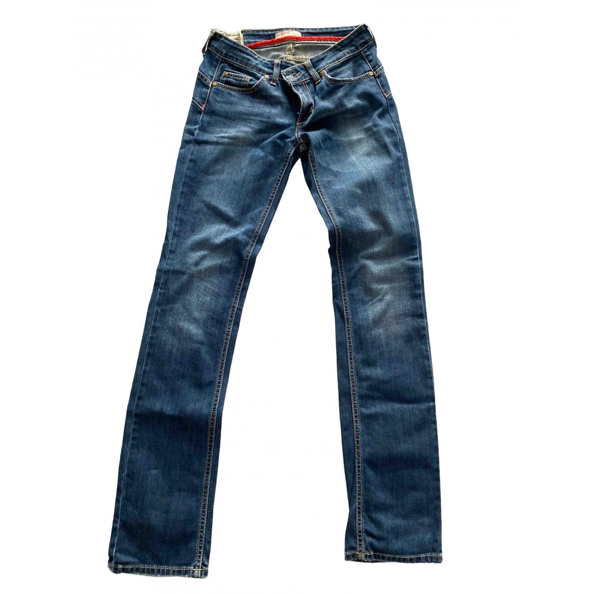 Liu.jo \N Blue Denim - Jeans Jeans for Women 28 US