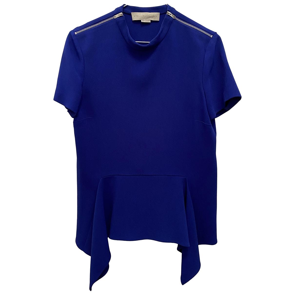 Stella Mccartney \N Blue  top for Women 40 IT