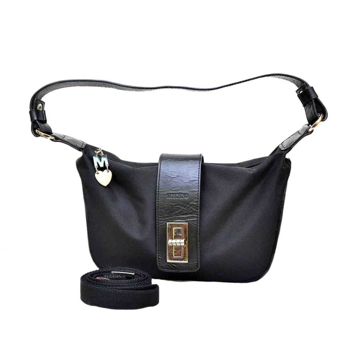 Moschino Cheap And Chic \N Black Cloth handbag for Women \N