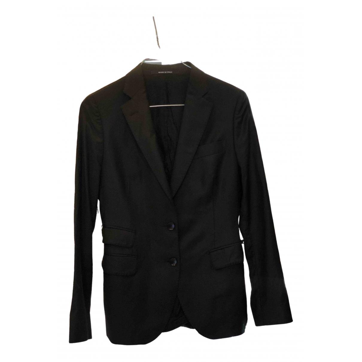 Tagliatore - Veste   pour femme en laine - noir