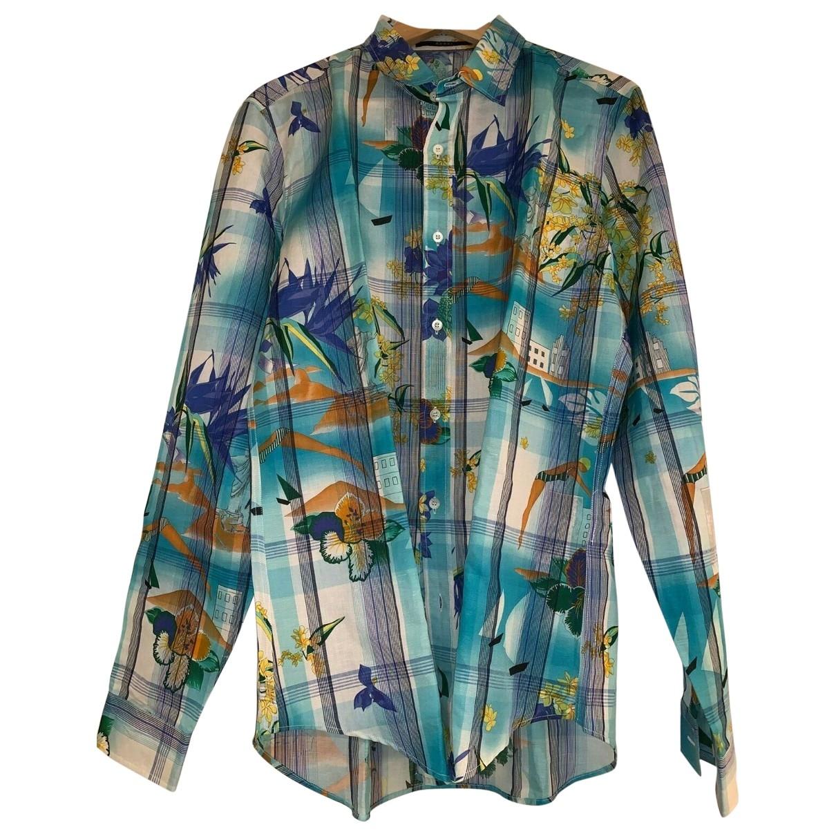 Gucci \N Hemden in  Bunt Baumwolle