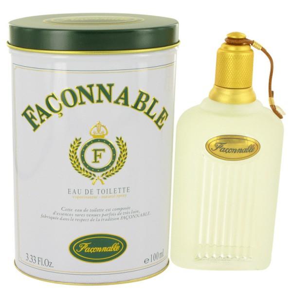 Faconnable - Faconnable Eau de Toilette Spray 100 ML