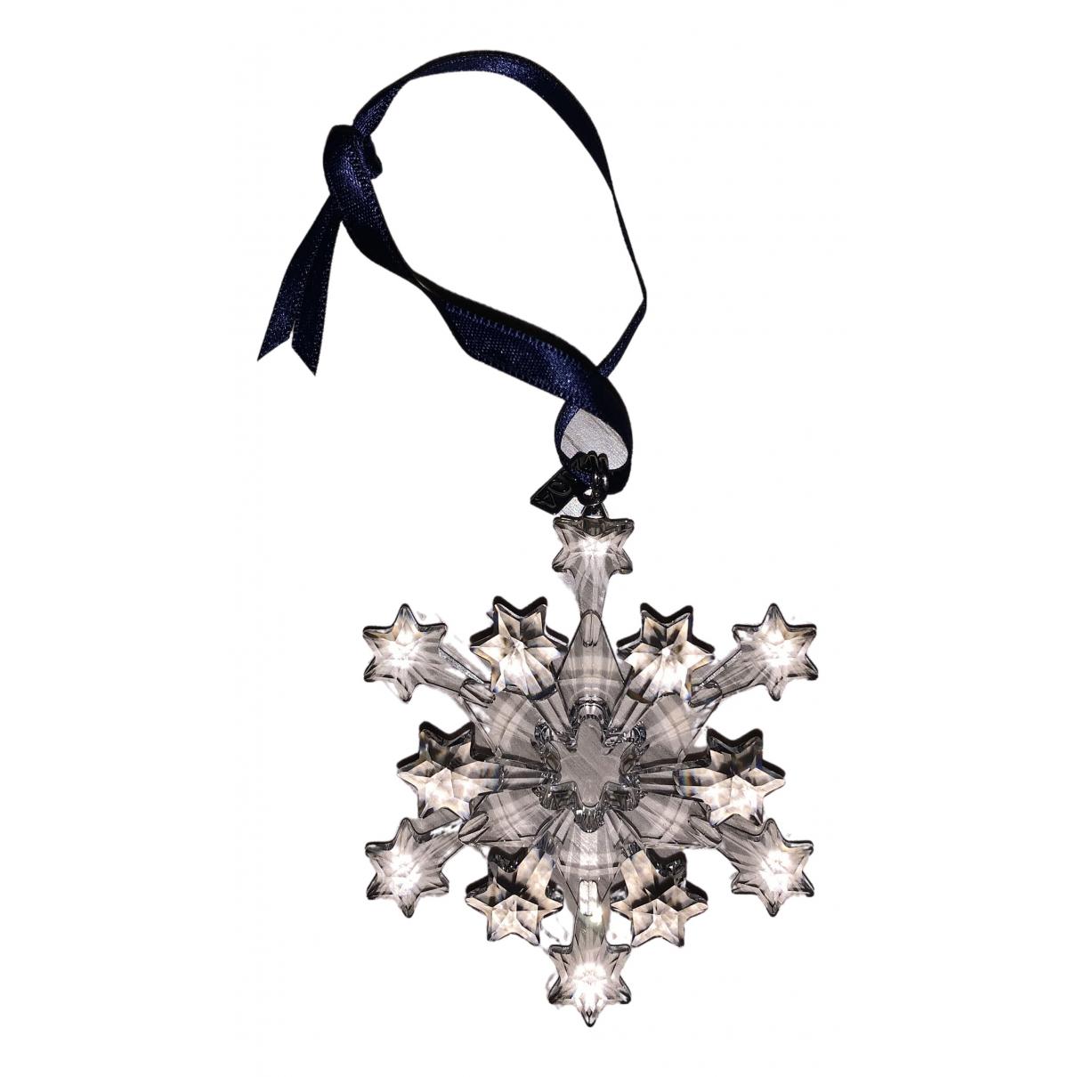 Swarovski - Pendentif   pour femme en cristal - blanc