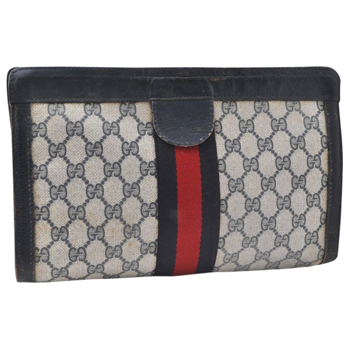Bolsos clutch en Plastico Marino Gucci