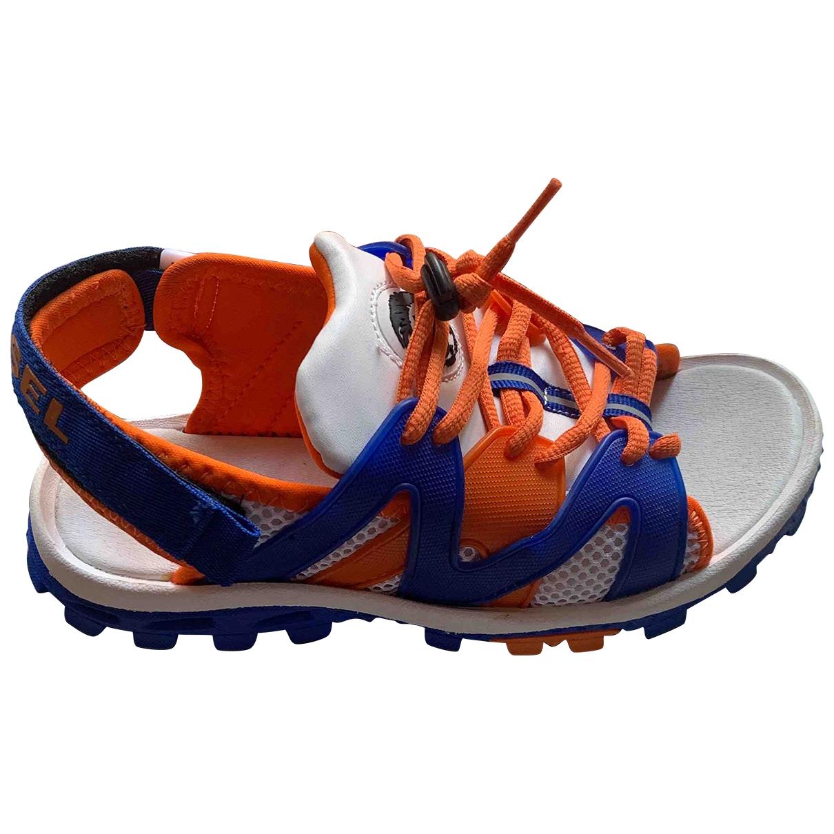 Diesel - Sandales   pour enfant - orange