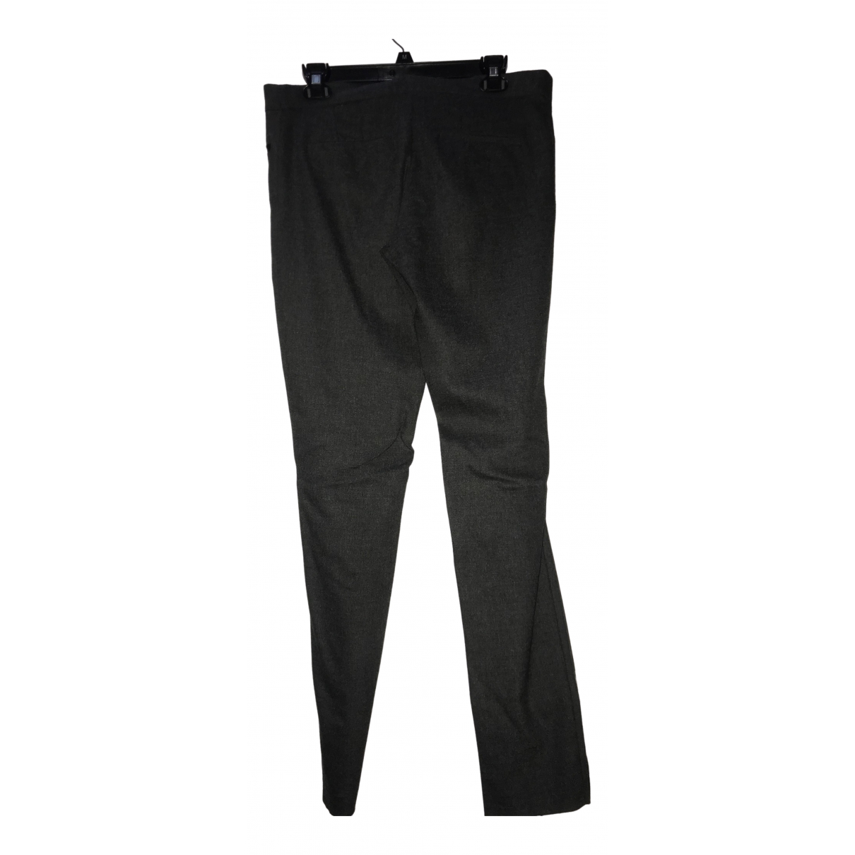 Costume National N Grey Trousers for Women 44 IT