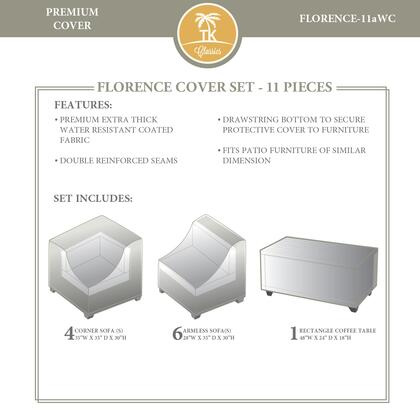 FLORENCE-11aWC Protective Cover