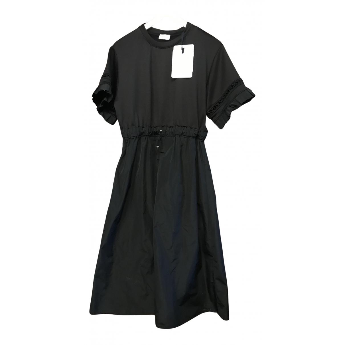 Moncler - Robe   pour femme - noir