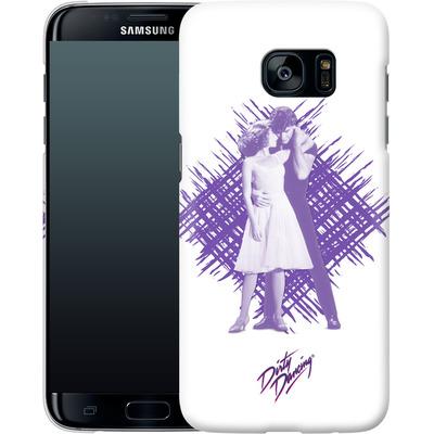 Samsung Galaxy S7 Edge Smartphone Huelle - Purple Dancers von Dirty Dancing®