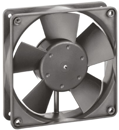 ebm-papst , 48 V dc, DC Axial Fan, 119 x 119 x 32mm, 170m³/h, 5.1W