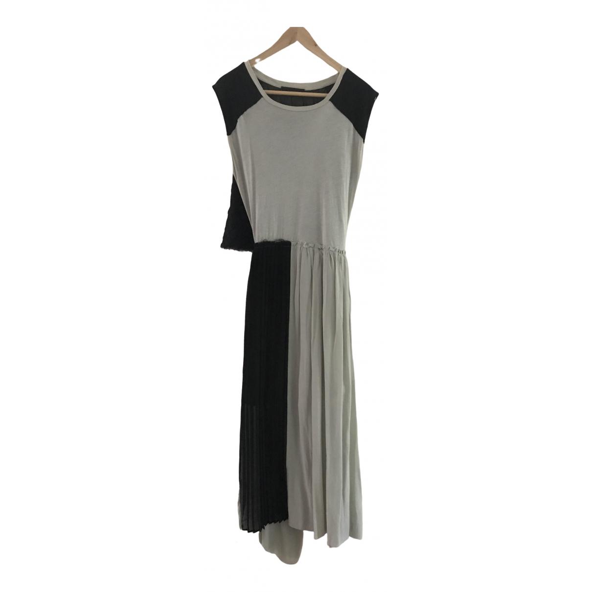 Mini vestido de Seda Avelon