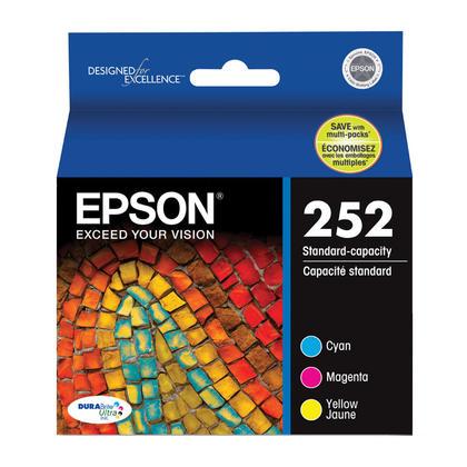 Epson T252520 cartouche d'encre originale couleur combo C/M/Y