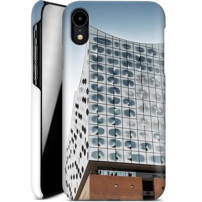 Apple iPhone XR Smartphone Huelle - Elbphilharmonie von caseable Designs