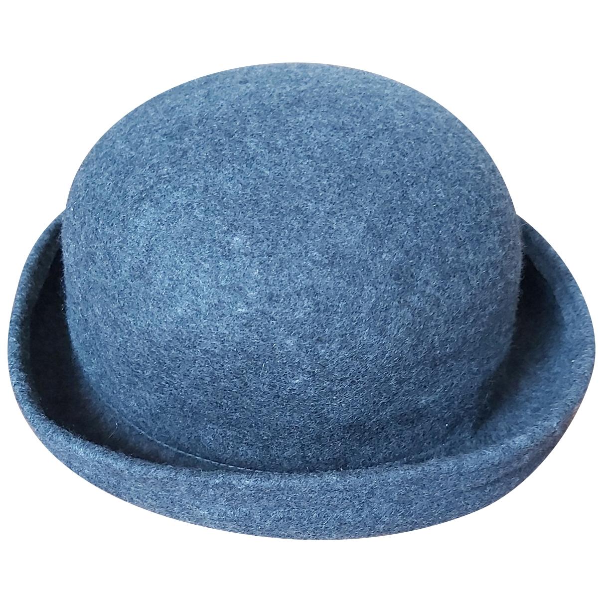 Max & Co - Chapeau   pour femme en laine - gris