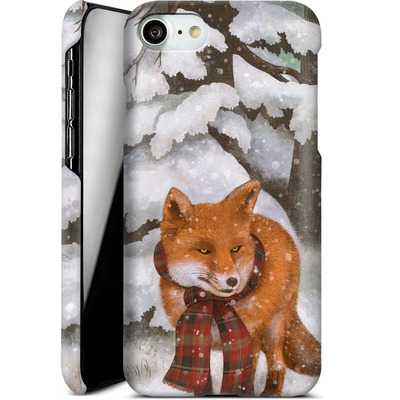 Apple iPhone 7 Smartphone Huelle - Winter Fox von Terry Fan