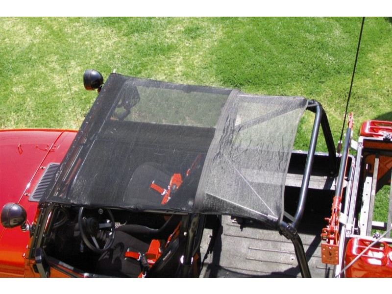 Warrior Products 1110 Breezer Tops Jeep YJ Wrangler 87-91