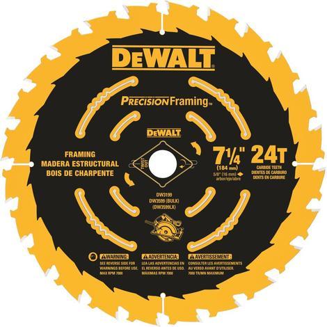 DeWalt Dewalt Ultra Thin Kerf Framing Saw Blade (Dw3599B10)