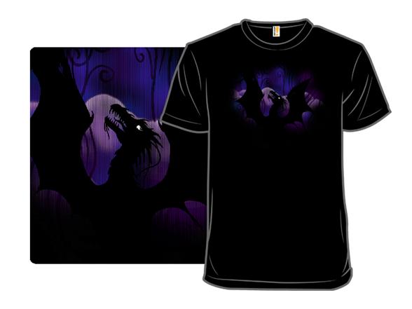 Dragon Rising T Shirt