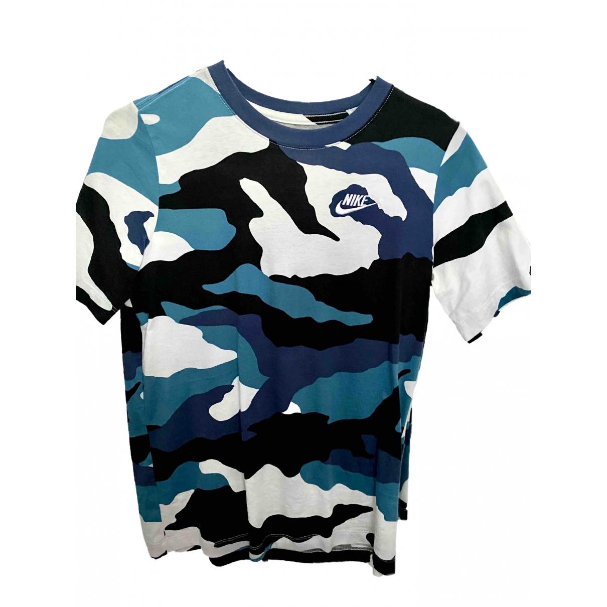 Nike \N Oberteile in  Bunt Baumwolle