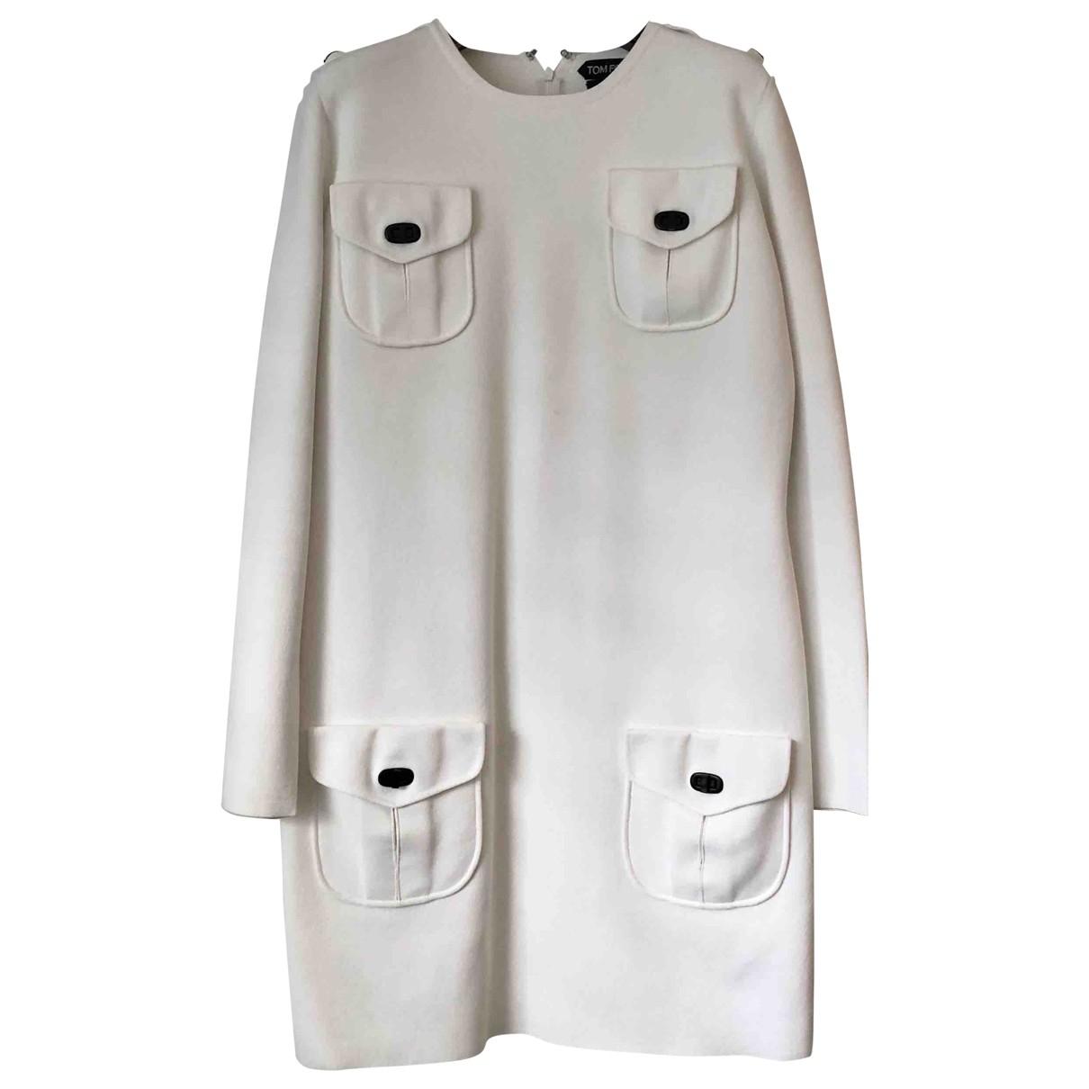 Tom Ford - Robe   pour femme - blanc