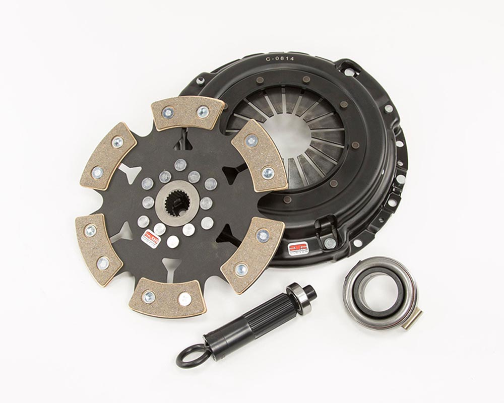 Competition Clutch 6057-1620 Stage 4 - 6 Pad Ceramic Clutch Kit Infiniti G20 1991-1996