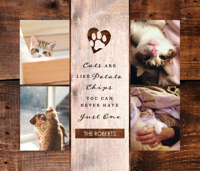 Pet Canvas Print, 20x24, Home Décor -The Good Kitty