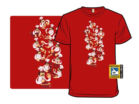 Spaghetti T Shirt