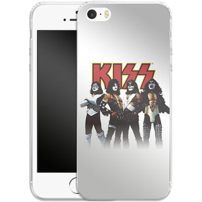 Apple iPhone SE Silikon Handyhuelle - Just KISS von KISS®