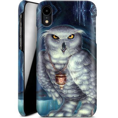 Apple iPhone XR Smartphone Huelle - Ed Beard Jr - Wizard Messenger Owl von TATE and CO