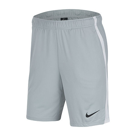 Nike Mens Moisture Wicking Pull-On Short-Big and Tall, 4x-large Tall , Gray