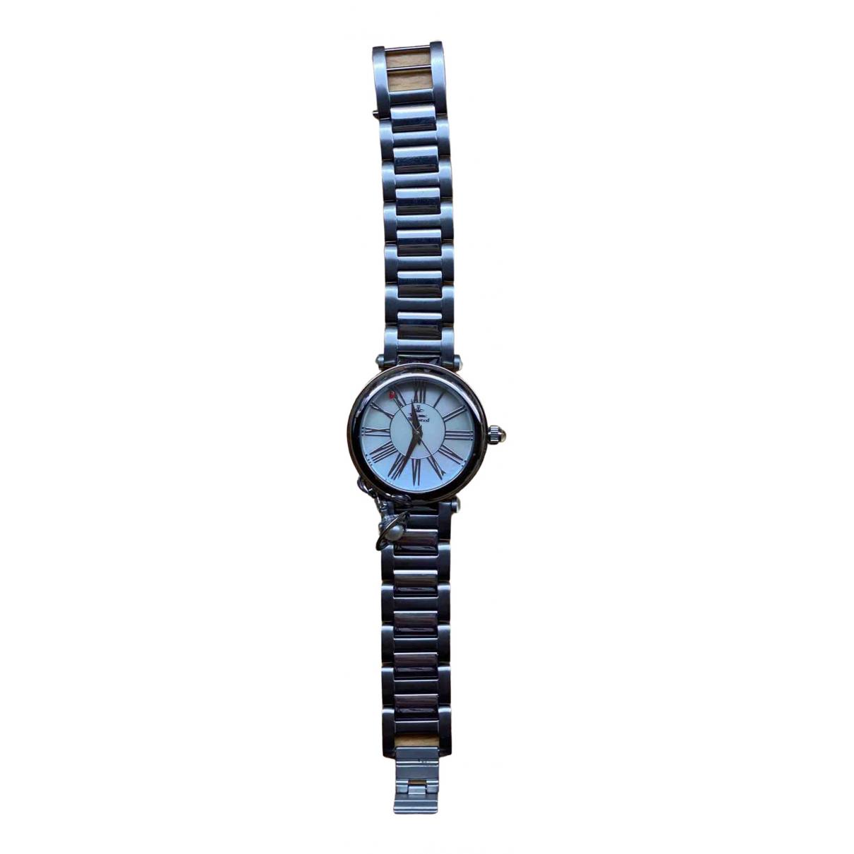 Vivienne Westwood \N Uhr in  Silber Stahl