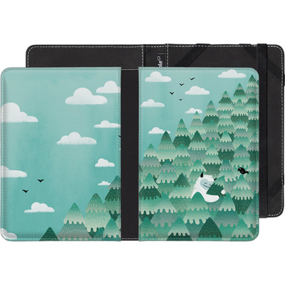 Kobo eReader Touch eBook Reader Huelle - Tree Hugger von Little Clyde
