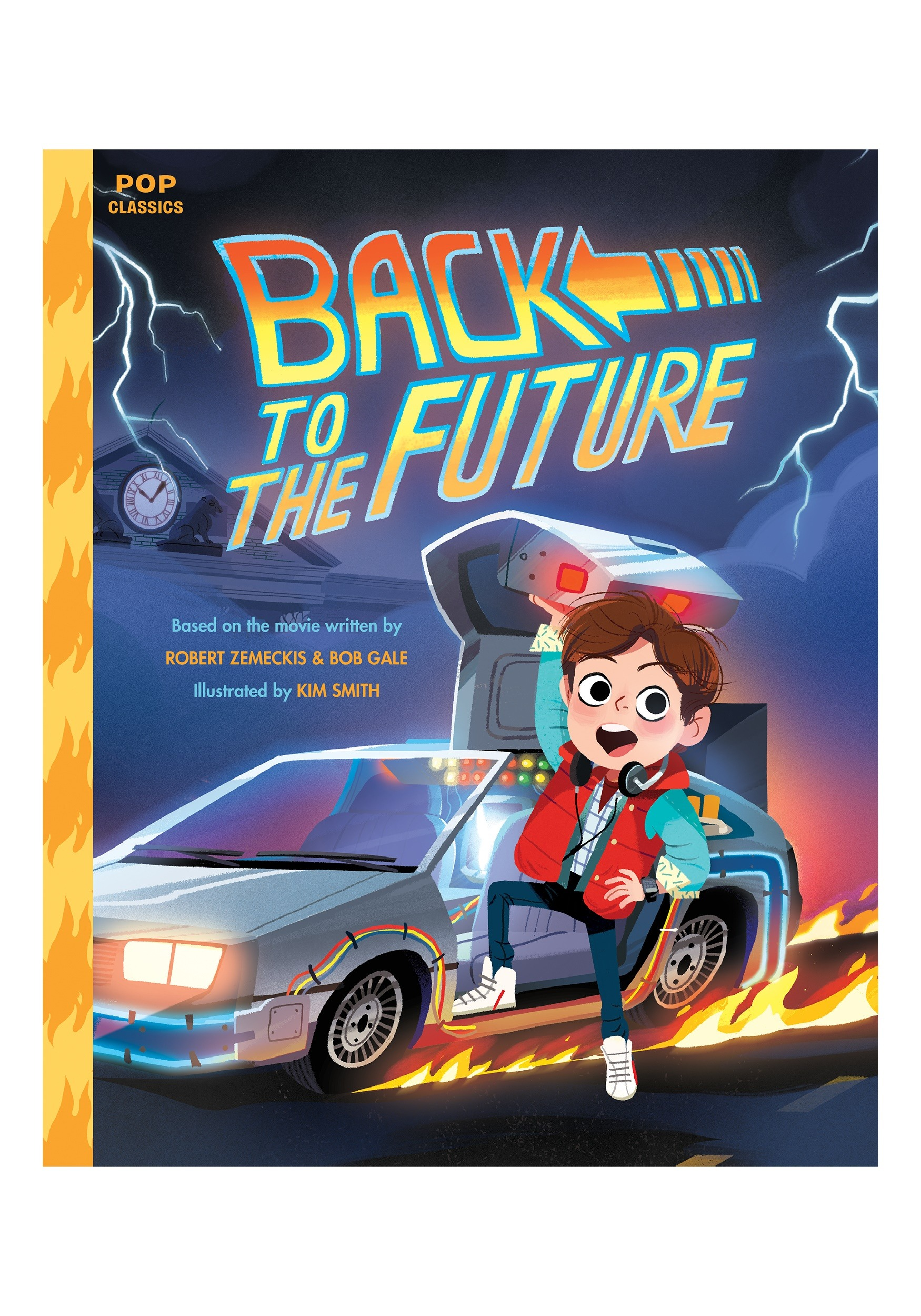 Back to the Future: Pop Classic Picture Book