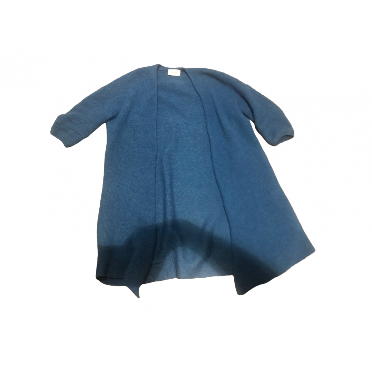 American Vintage \N Blue Wool Knitwear for Women 2 0-5