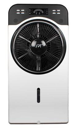SF-3312M Indoor Misting and Circulation Fan with 14 Blade  2 Liter Tank Capacity  Eco-Friendly Energy Efficiency  3 Fan Speeds  LED Panel  and