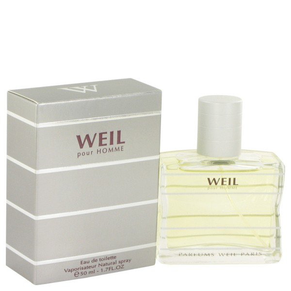 Weil Pour Homme - Weil Eau de toilette en espray 50 ml