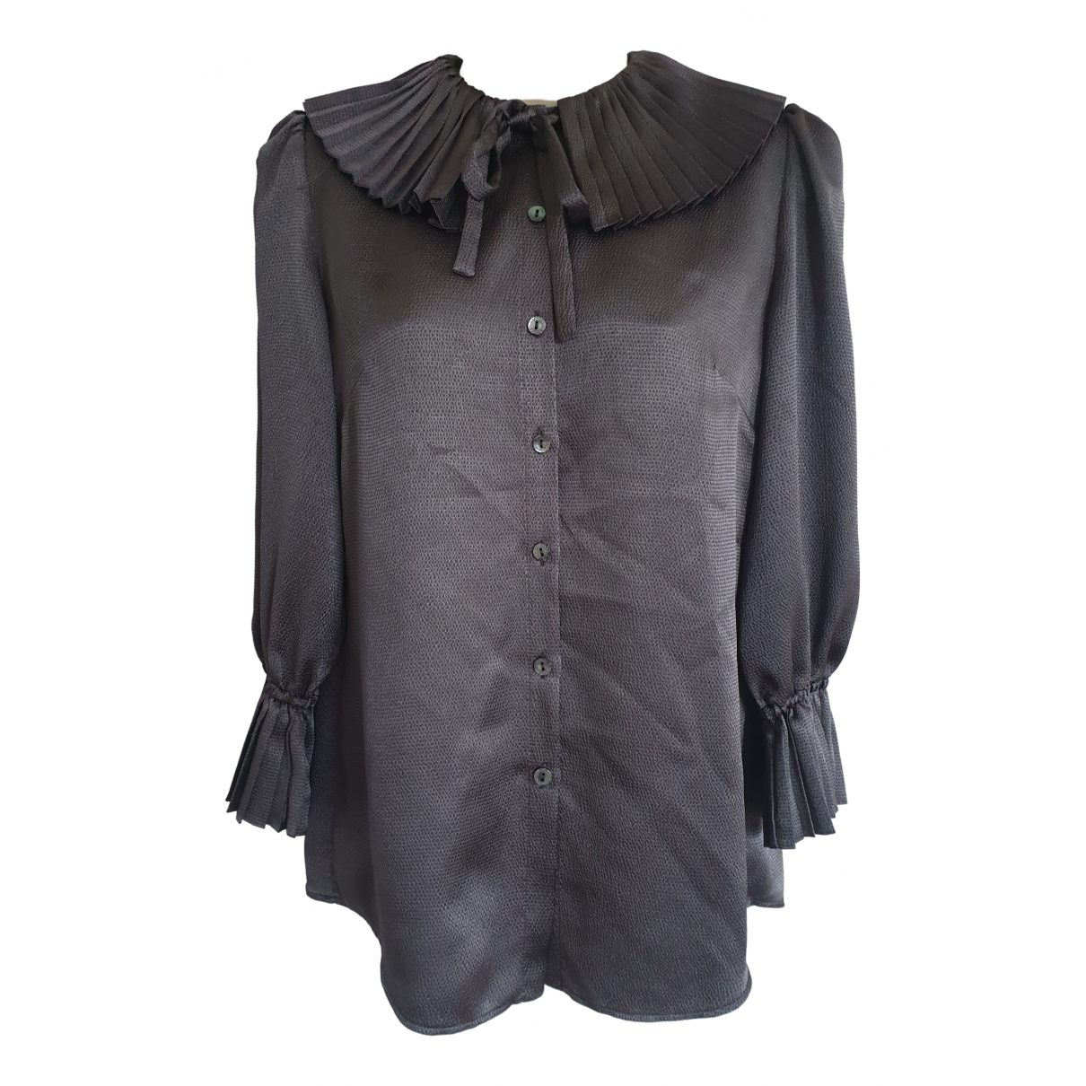 Dolce & Gabbana \N Anthracite  top for Women 38 IT