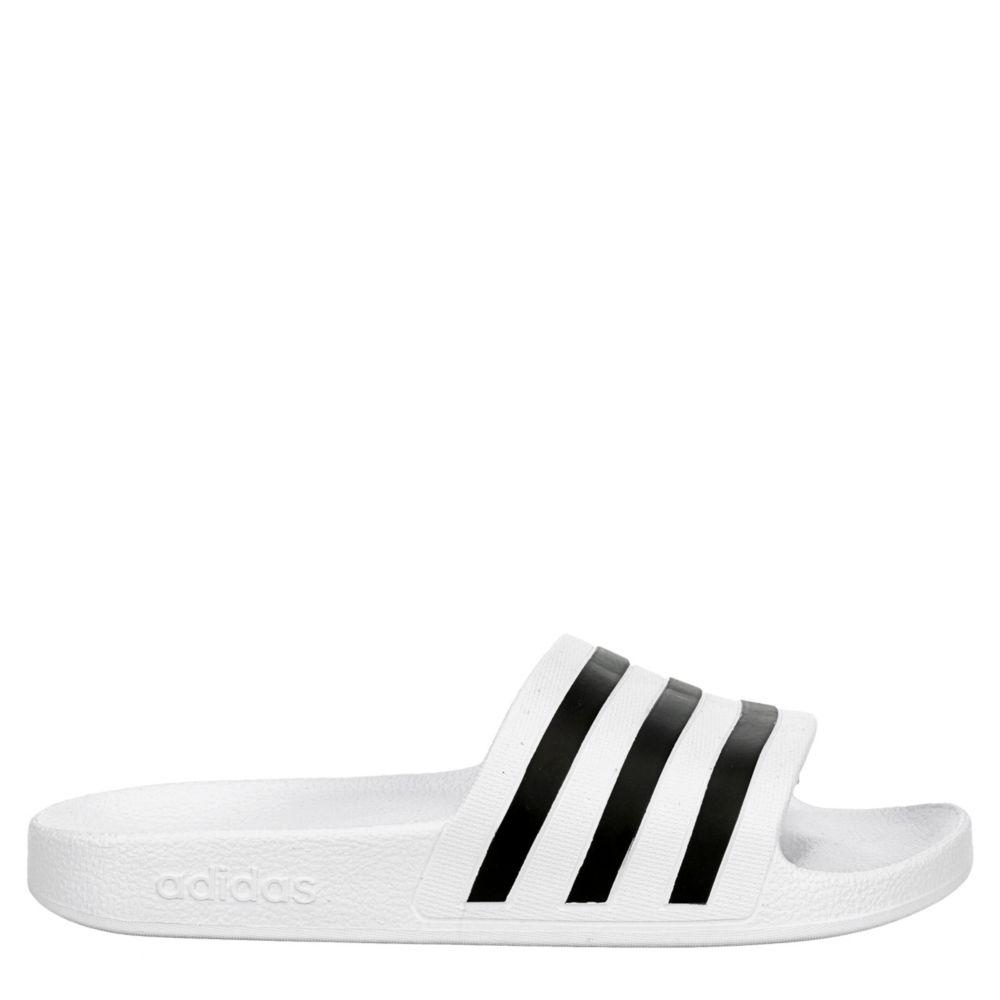 Adidas Womens Adilette Aqua Slide Sandal