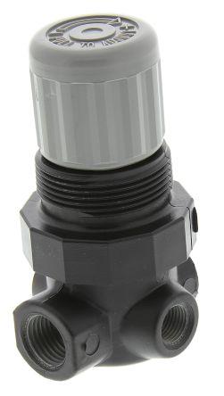 Norgren V07 G 1/4 Female Pressure Relief Valve Female G 41mm 1/4in 0.3bar, to 9 bar
