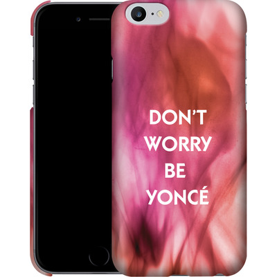 Apple iPhone 6s Plus Smartphone Huelle - Dont Worry Be Yonce von Statements
