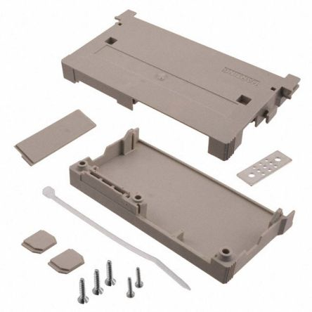 HARTING DIN 41612 0905 Series DIN Rail Mount Connector Housing