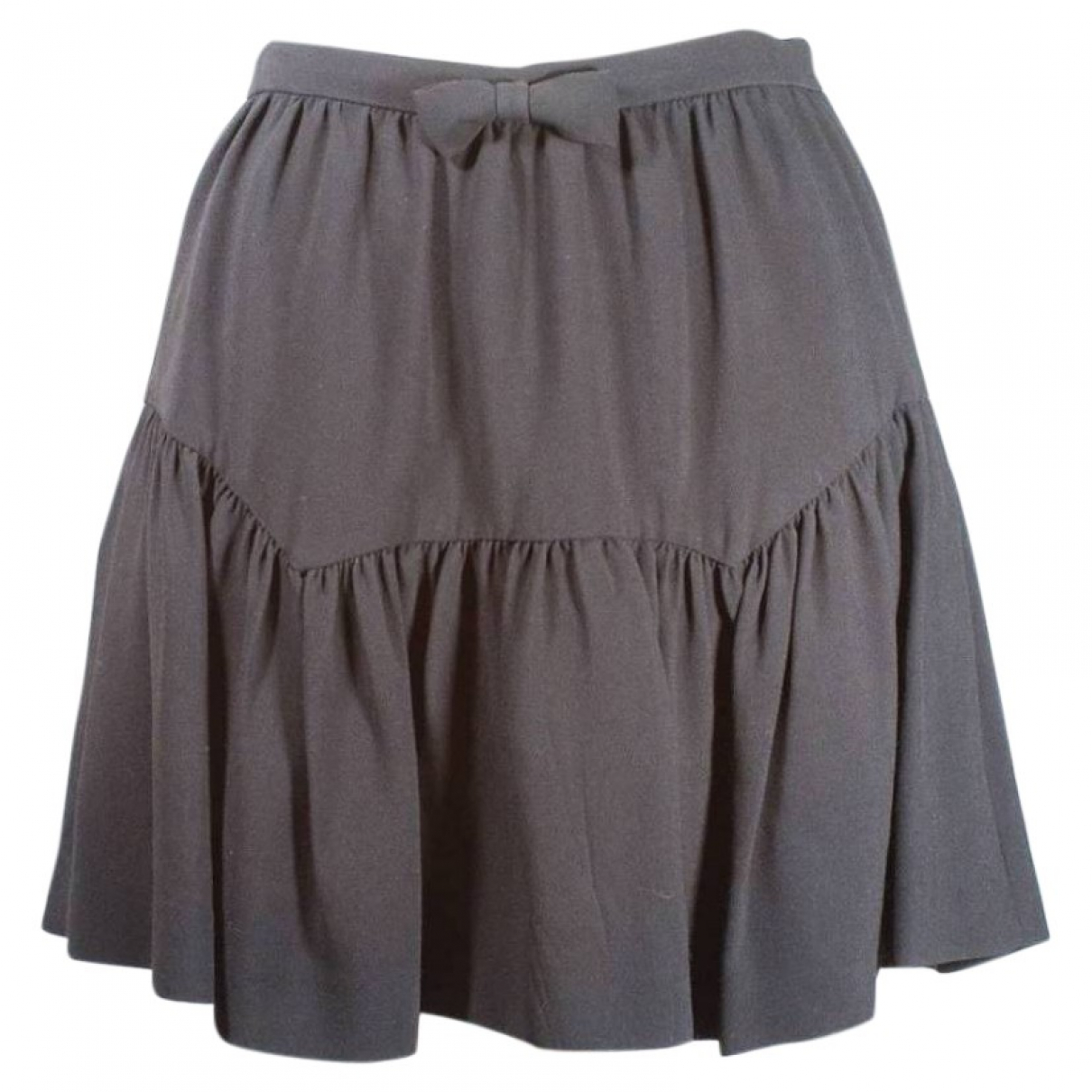 Miu Miu \N Black skirt for Women M International