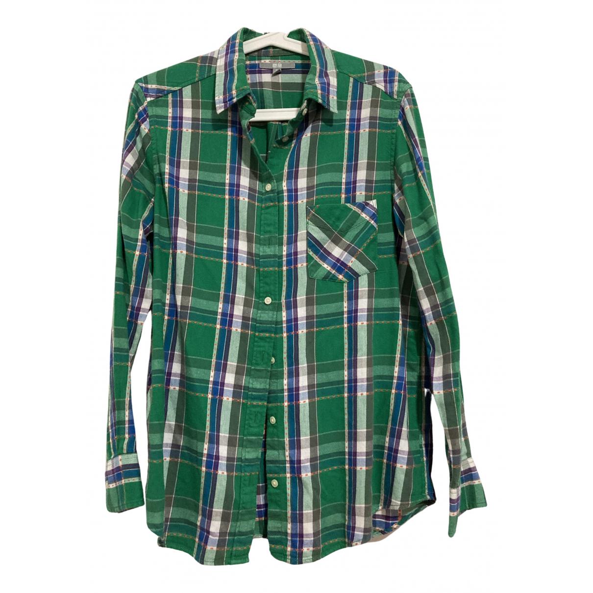 Camisa Uniqlo