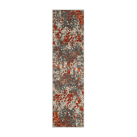 Safavieh Monaco Collection Doreen Abstract Runner Rug, One Size , Multiple Colors