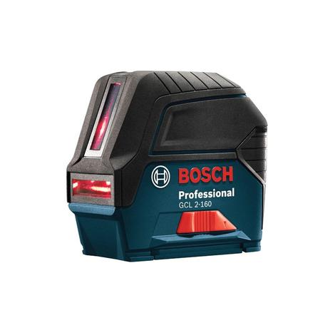Bosch Self-Leveling Cross-Line Laser with Plumb Points
