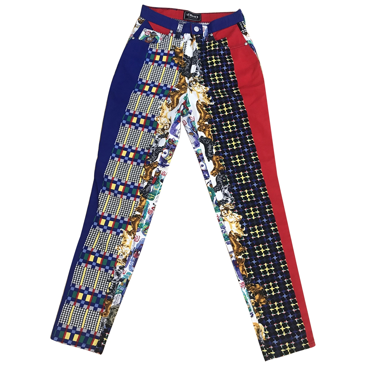 Versace Jeans \N Cotton Jeans for Women 29 US