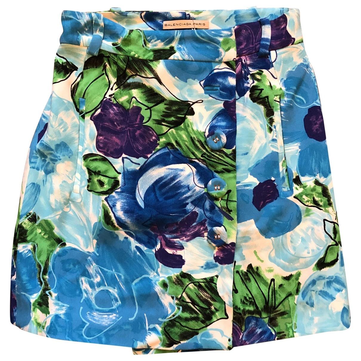 Balenciaga - Jupe   pour femme - multicolore