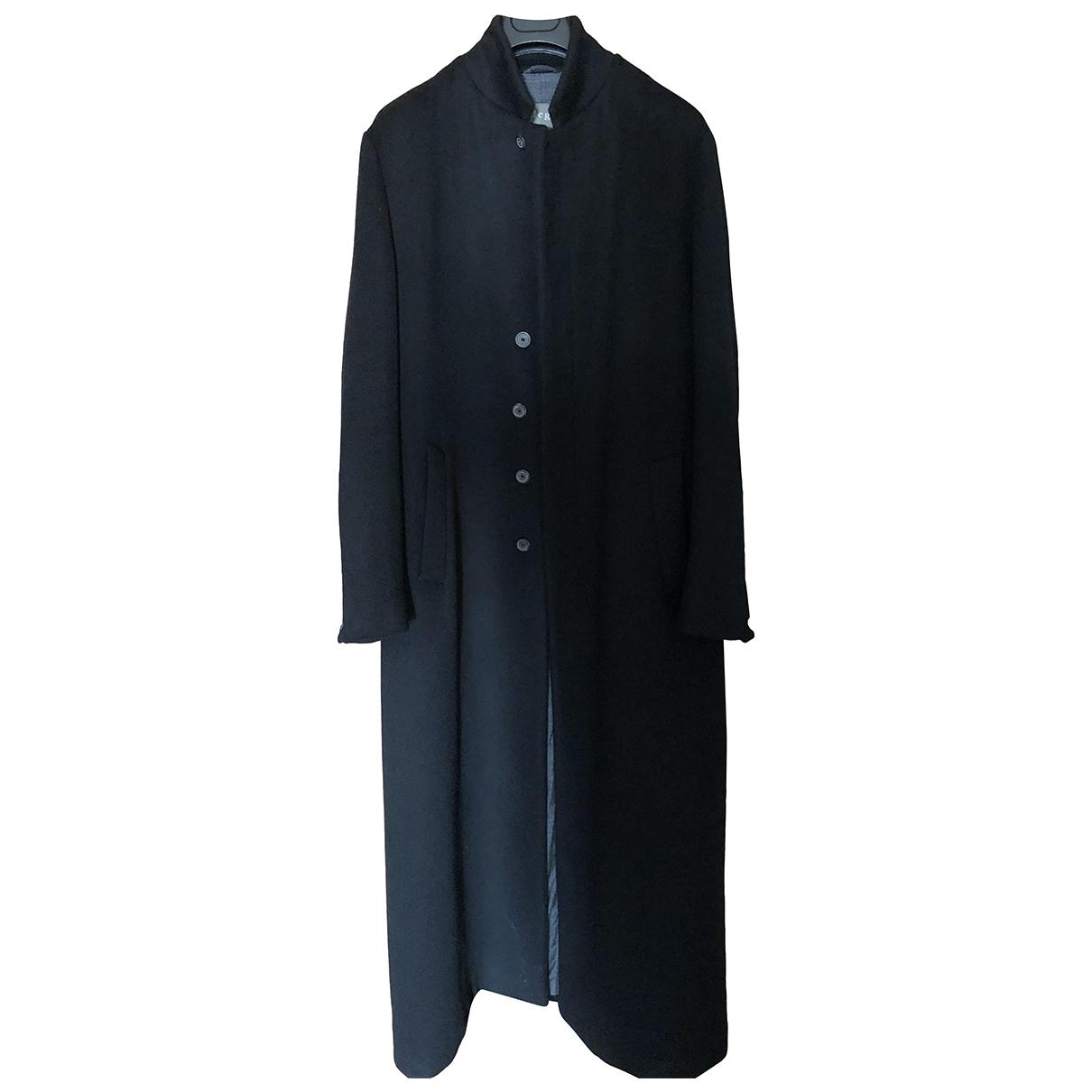 Allegri - Manteau   pour homme en cachemire - noir