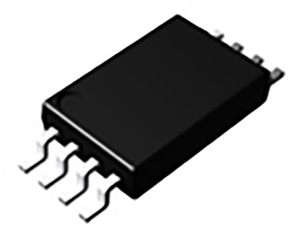 ROHM BR24G04FVT-3GE2, 4kbit EEPROM Memory 8-Pin TSSOP-B (25)
