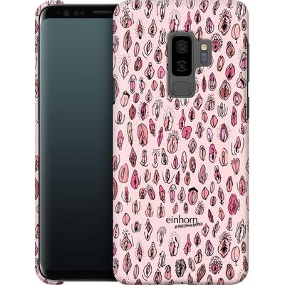 Samsung Galaxy S9 Plus Smartphone Huelle - Muschis - by einhorn von Einhorn